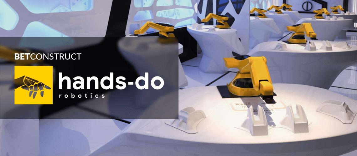 BetConstruct Deploys Live Casino Innovation with Hands-Do