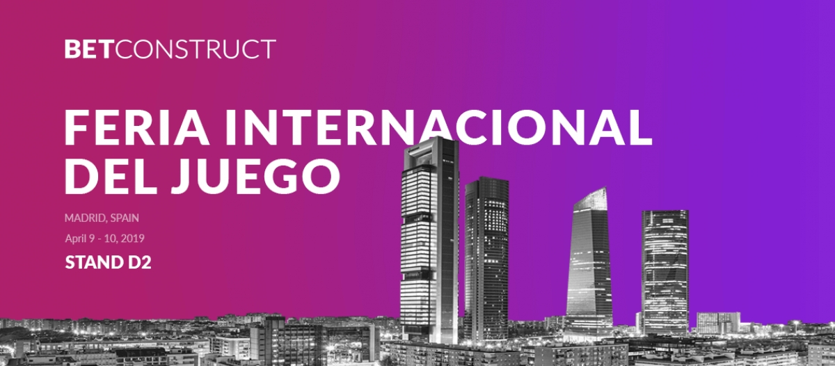 BetConstruct Gears Up for a Showcase in Spain
