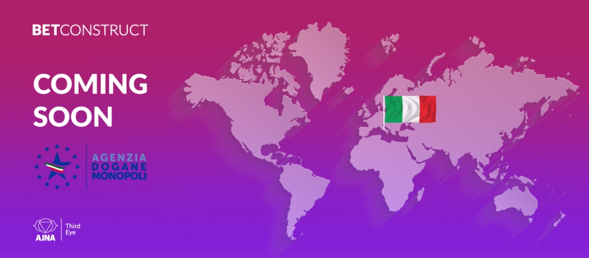 BetConstruct Secures ADM Approval for Italian Market