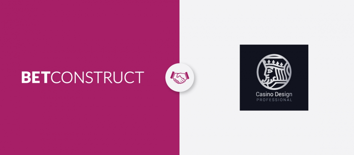 BetConstruct Cooperates with CasinoDesignPro