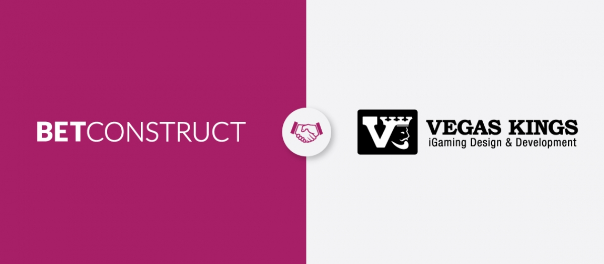 BetConstruct Strikes a Partnership with Vegas Kings