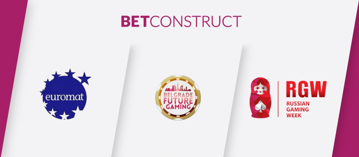 Gaming June: BetConstruct Attends Three Events