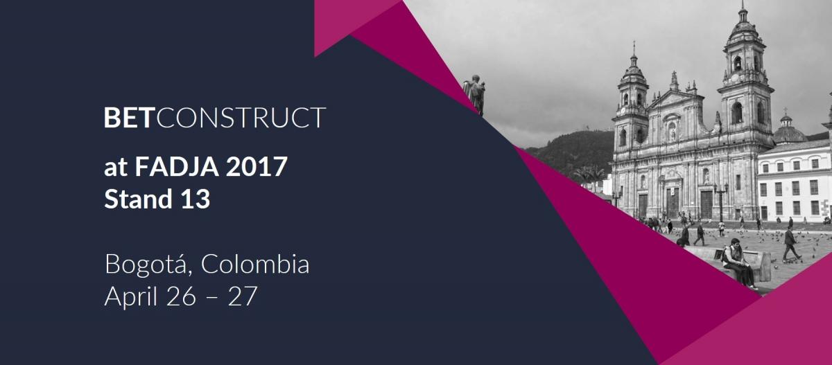 BetConstruct Attends FADJA 2017