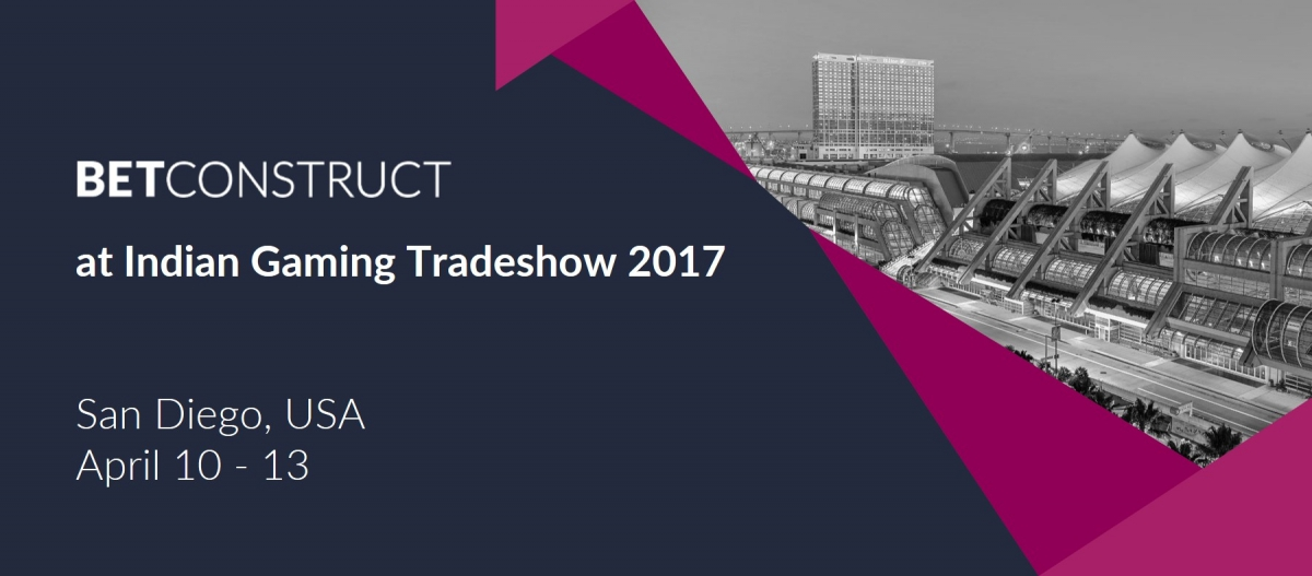 BetConstruct Joins Indian Gaming Tradeshow 2017