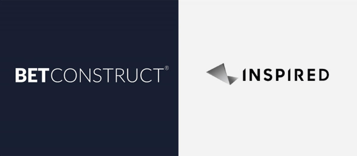 BetConstruct Deal with Inspired