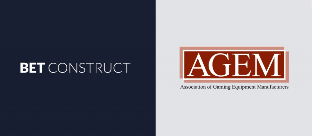 BetConstruct Accepted as a Member of the AGEM