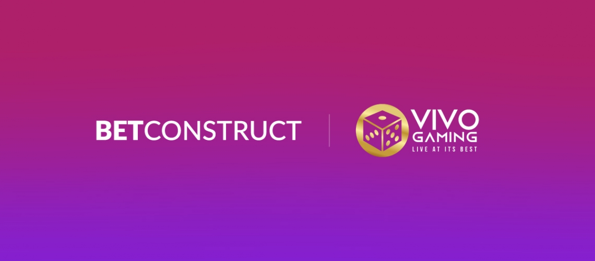BetConstruct Expands Its Casino Suite with Vivo Gaming