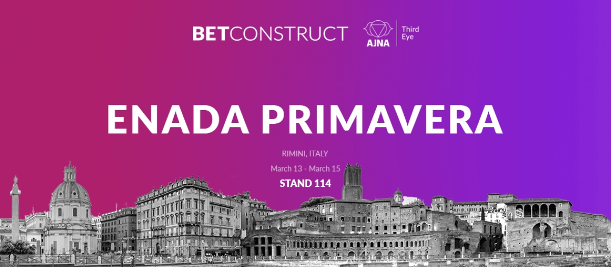 BetConstruct Is on Its Way to Enada Primavera