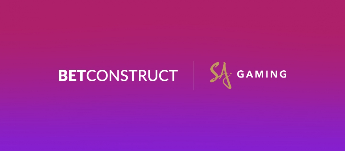 BetConstruct Attained a Partnership with SA Gaming
