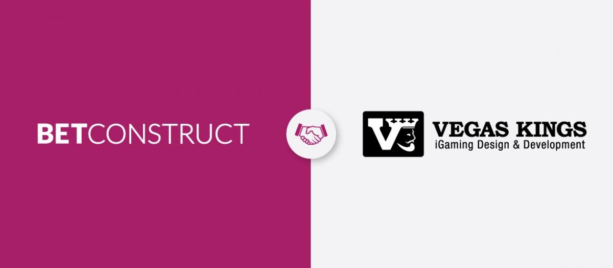 BetConstruct Strikes a Partnership with Vegas Kings