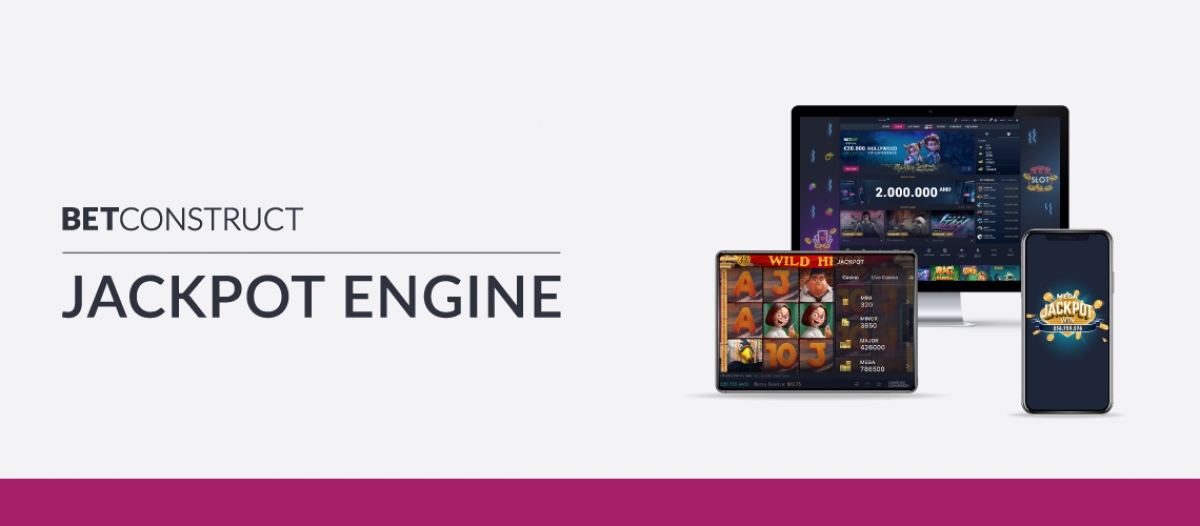 BetConstruct Escalates Player Engagement with Jackpot Engine