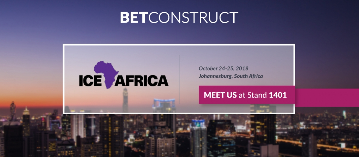 BetConstruct Joins up the First Edition of ICE Africa