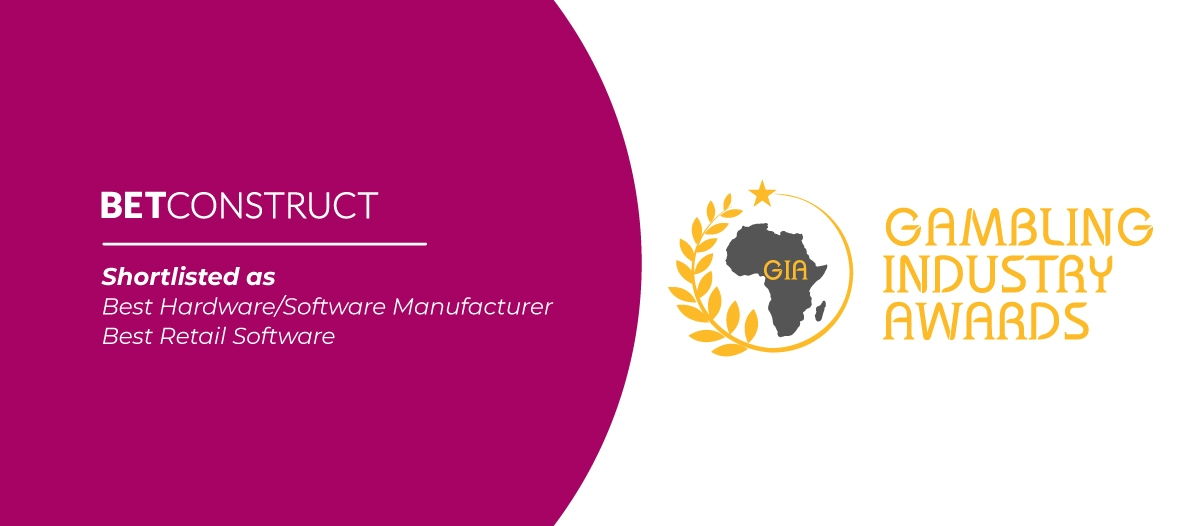 BetConstruct Is Shortlisted at GI Awards 2018