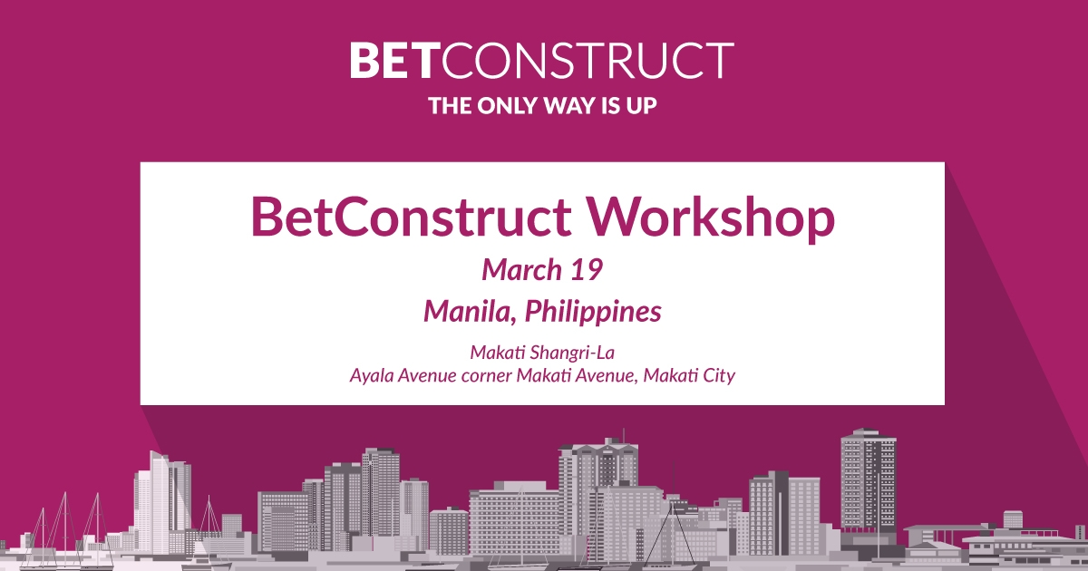 BetConstruct Organizes Innovations Workshop
