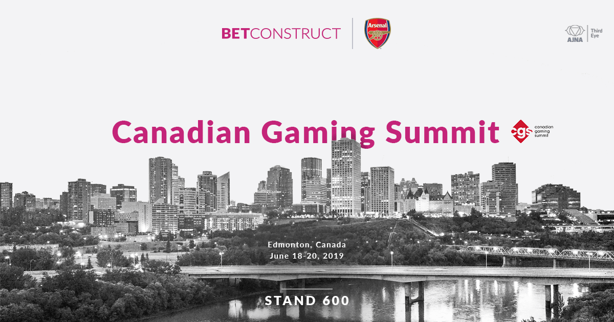 BetConstruct Is Traveling to the Canadian Gaming Summit