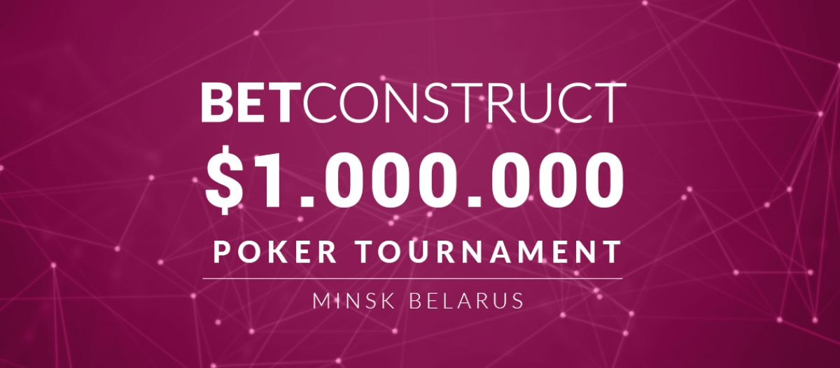 BetConstruct Powers Vbet Russian Poker Tour