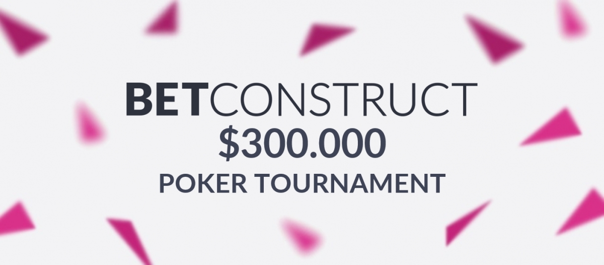 Grand Poker Tournament Powered by BetConstruct