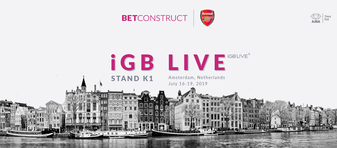 iGB Live: BetConstruct's Promise to Deliver Excellence