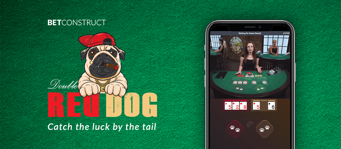 BetConstruct Expands Its Selection of Games with Double Red Dog