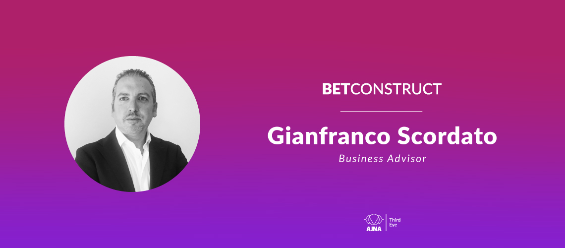 BetConstruct Appoints New Business Advisor