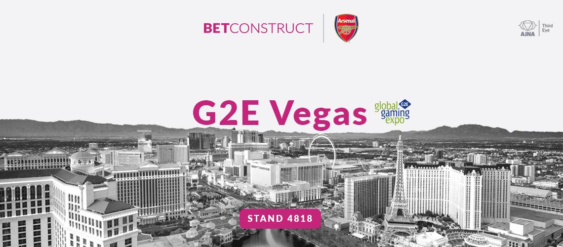 BetConstruct Talks Sports Betting at G2E Vegas