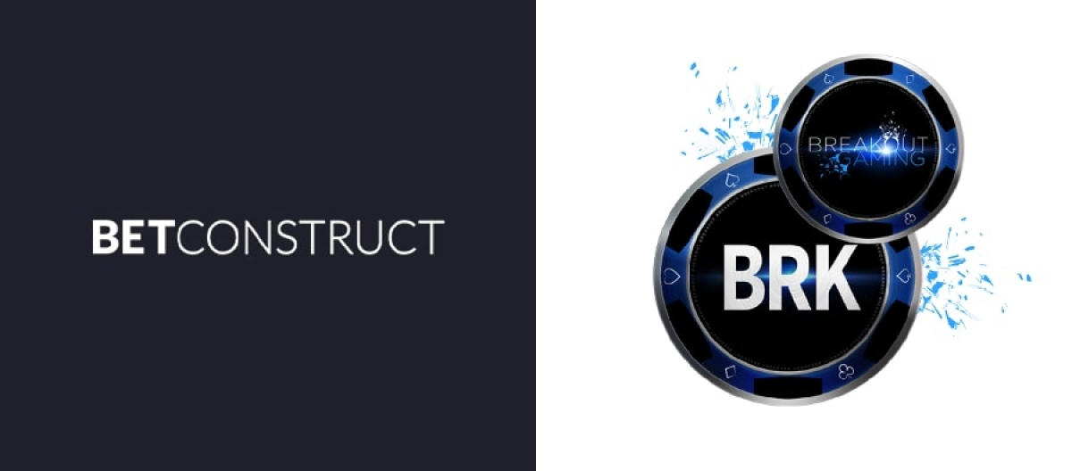 BetConstruct Provides Sportsbook to Breakout Gaming