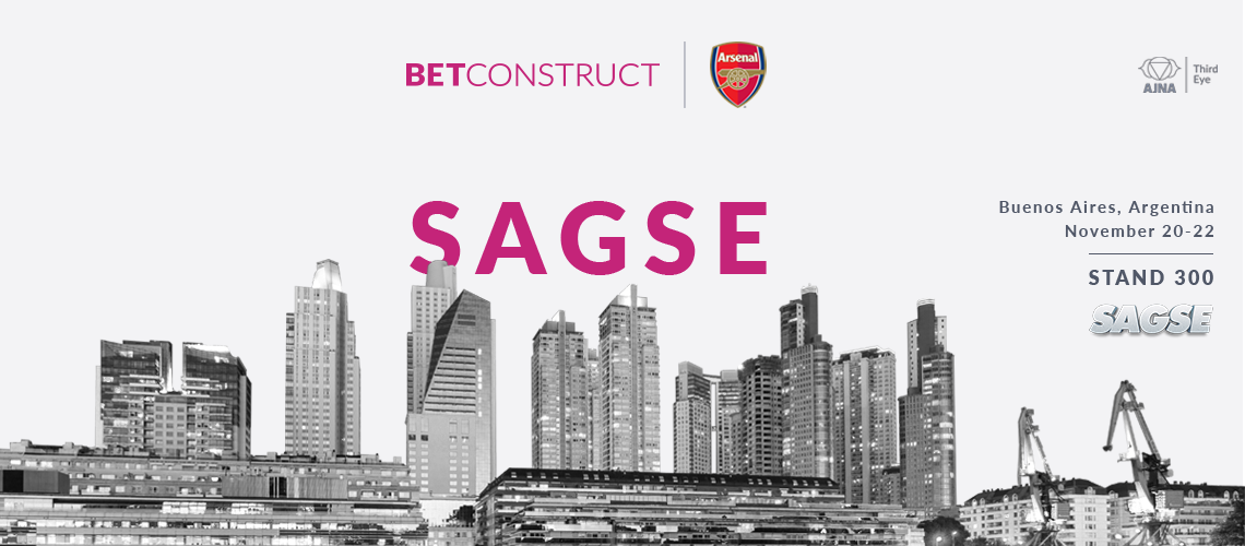 BetConstruct Presents BetCloud at SAGSE 2019