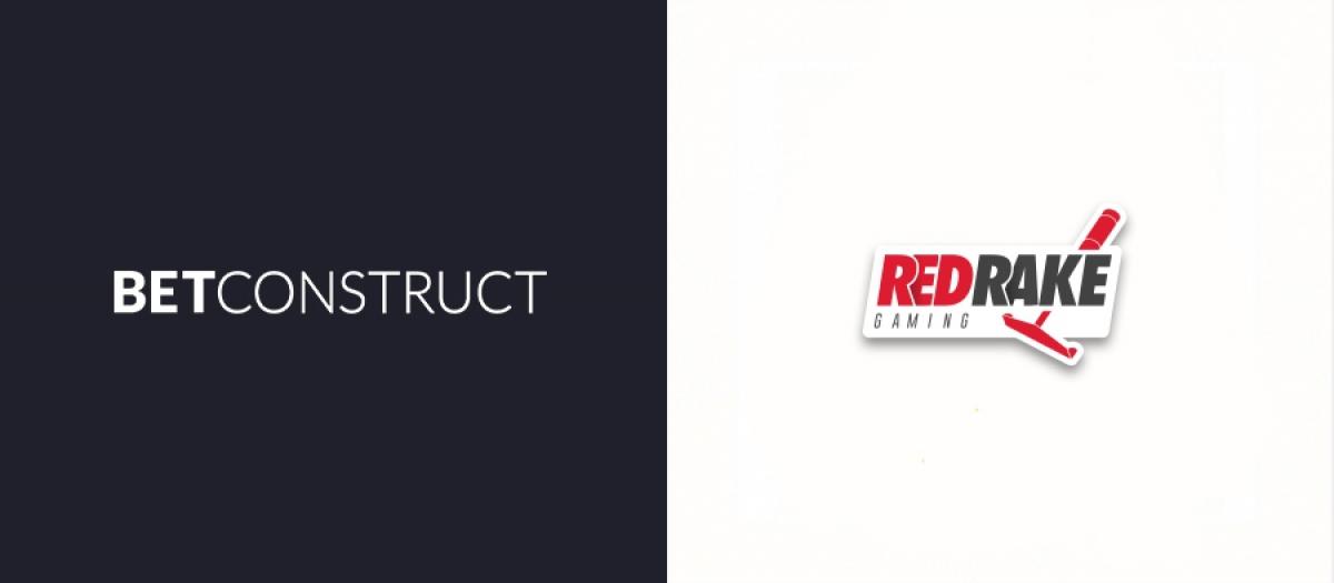BetConstruct Partners with Red Rake