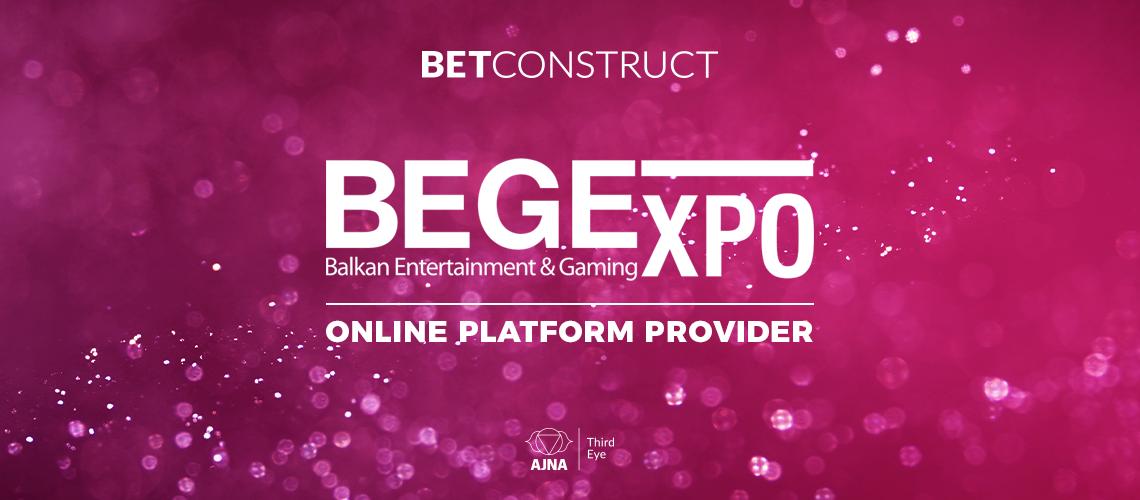 BetConstruct's Platform Wins at BEGE Awards 2019