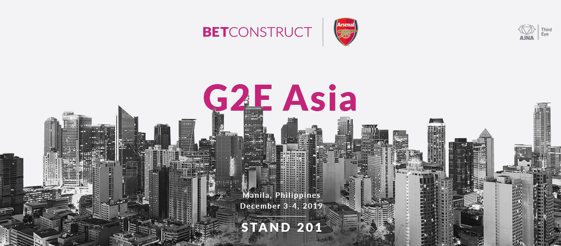 BetConstruct Discloses Esports and Land-based Opportunities at G2E Asia