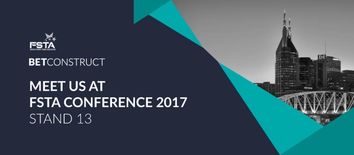 BetConstruct Takes Part in FSTA 2017