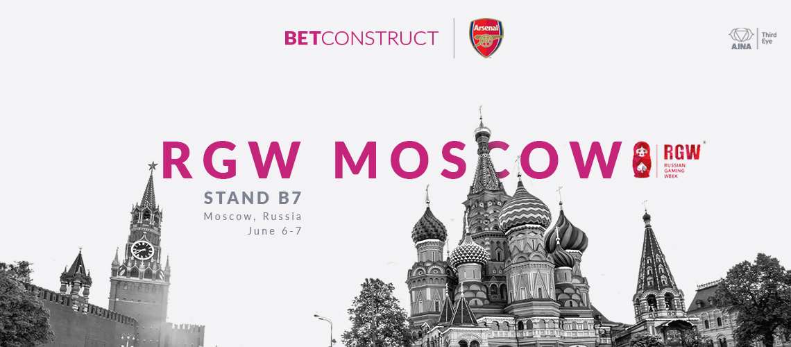 BetConstruct Brings New Games to Russian Gaming Week