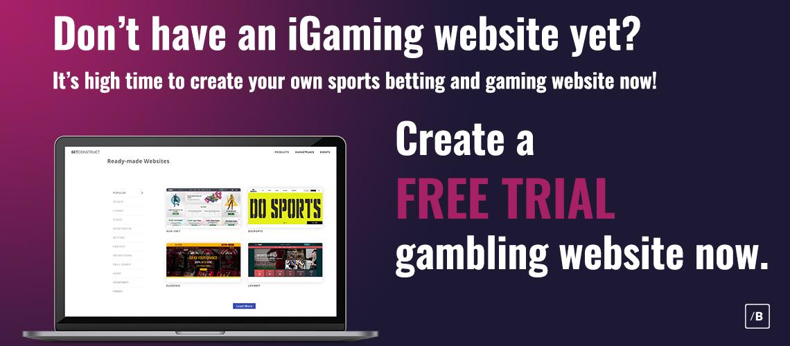 create gambling website